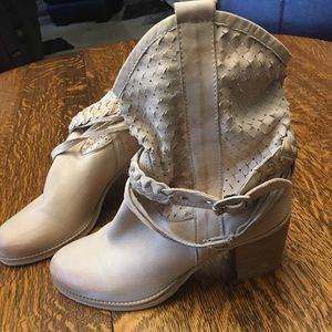 Shoes - Italian leather boots
